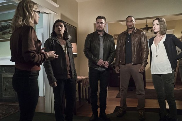 Arrow - Episode 4.08 - Legends of Yesterday - Promotional Photo