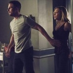 arrow 4x05 Oliver et Laurel 2