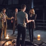 arrow 4x05 constantine laurel oliver quentin