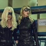 arrow 4x06 Laurel et Sara canaries