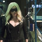 arrow 4x06 Sara white canary