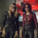 arrow 4x06 Speedy et Black Canary