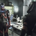 arrow 4x06  the atom Green Arrow