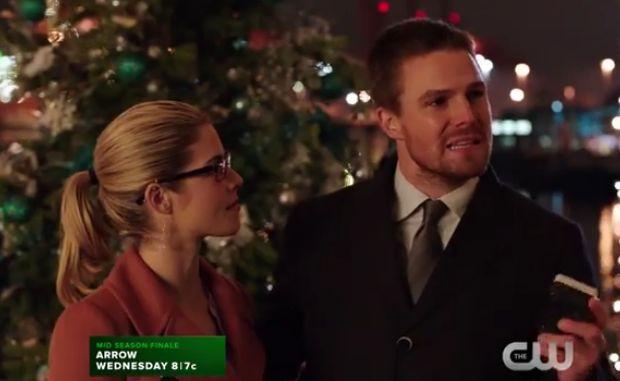 Arrow 4x09 Felicity Oliver
