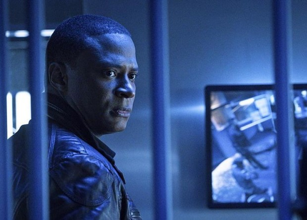 Arrow 4x11 Diggle