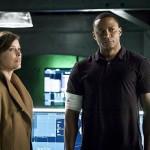 Arrow 4x11 Lyla et Diggle