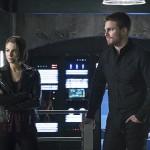 Arrow 4x11 Thea et Oliver