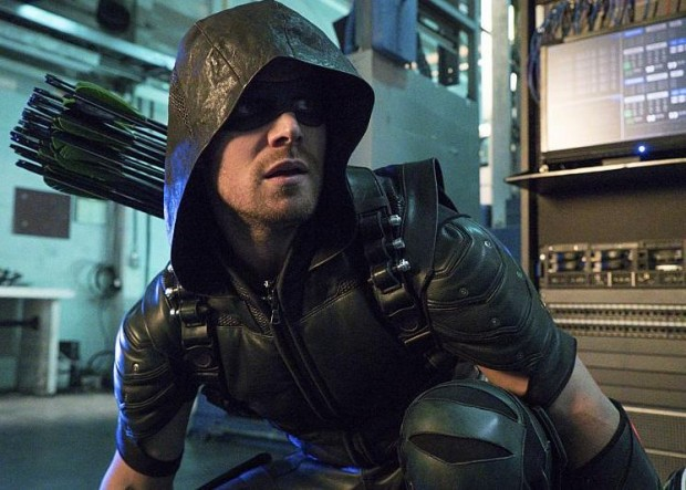 Arrow 4x12 Oliver  Green Arrow