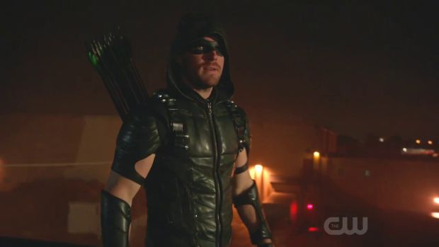 arrow saison 4 seconde partie oliver