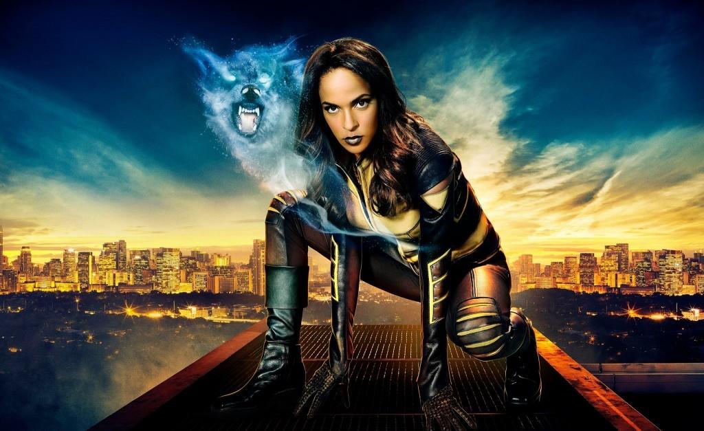 Megalyn Echikunwoke Vixen Arrow