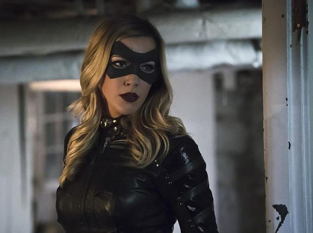 arrow 4x10 Black Canary