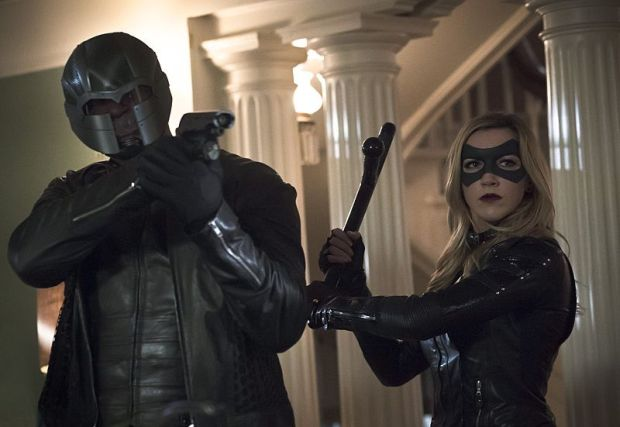 arrow 4x10 Diggle Black Canary