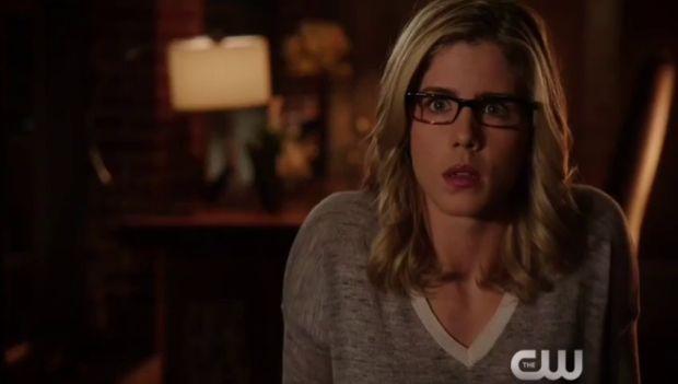 Saison 4 :  Extrait du 4×11 – Felicity face à elle même