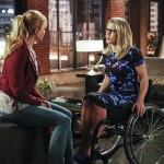 Arrow 4x13 Felicity et sa mère