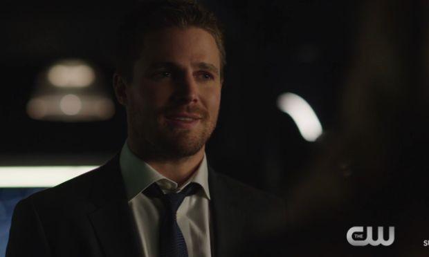 Arrow 4x13 Oliver