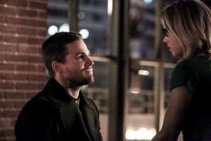 Arrow 4x13 Oliver Felicity