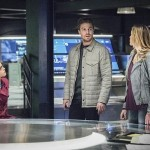 Arrow 4x13 Oliver Felicity Laurel