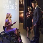 Arrow 4x14 Felicity Oliver