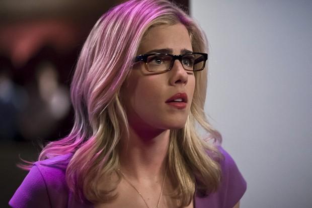Arrow 4x14 Felicity
