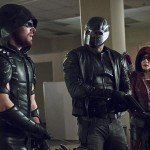 Arrow 4x14 Oliver Diggle Thea