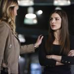Arrow 4x15 Samantha Laurel