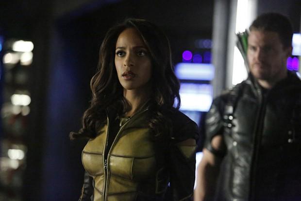 Arrow 4x15 Vixen Oliver