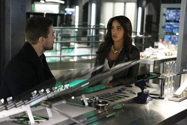 Saison 4 : Les audiences USA pour l'épisode 4×15 de Arrow