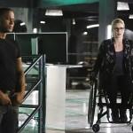 Arrow 4x15 felicity Diggle