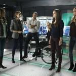 Arrow 4x15  vixen + team arrow 3