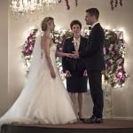 Arrow 4x16 mariage Felicity Oliver