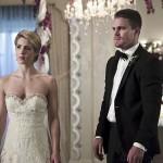 Arrow 4x16 mariage Felicity Oliver 4