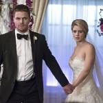 Arrow 4x16 mariage Felicity Oliver 5