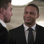 Arrow 4x16 mariage Oliver Queen  Diggle