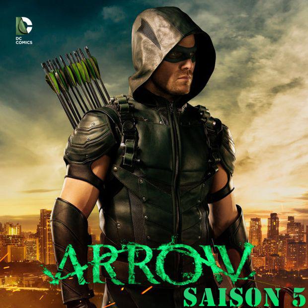La saison 5 de Arrow sera diffusée sur la CW à partir du 5 octobre