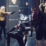 arrow 4x17 Brie Larvan + team