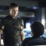 arrow 4x17 Oliver + curtis