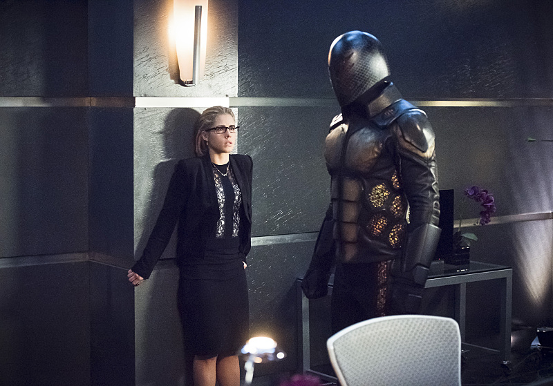 Vos réactions sur l'épisode 4×17 de Arrow – Beacon of Hope