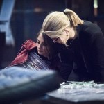 arrow 4x17 felicity + thea