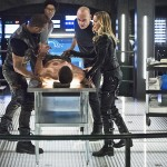 arrow 4x17 team + curtis laurel