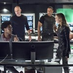 arrow 4x17 team + curtis laurel 2
