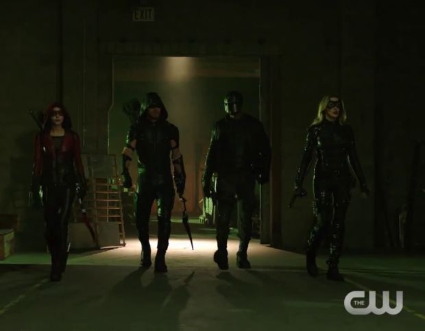 La bande annonce du 4×18 de Arrow : Eleven-Fifty-Nine