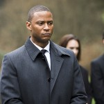 "Arrow -- ""Canary Cry"" -- Image AR419b_0110b.jpg -- Pictured: David Ramsey as John Diggle -- Photo: Diyah Pera/The CW -- © 2016 The CW Network, LLC. All Rights Reserved."