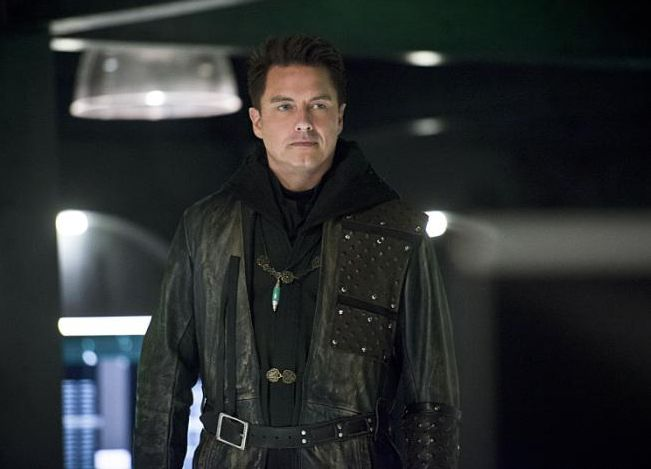 Arrow - Episode 4.18 - Eleven-Fifty-Nine - Malcolm