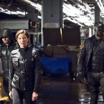 Arrow 4x21 oliver diggle lyla