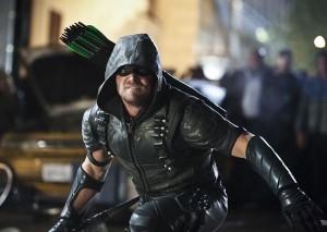Arrow 4x23 oliver Green Arrow