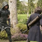 Arrow - Episode 4.22 - Lost In The Flood Oliver Thea