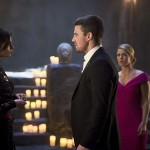 arrow 4x20 esrin fortuna Oliver Queen Felicity