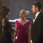 arrow 4x20 esrin fortuna Oliver Queen Felicity Smoak