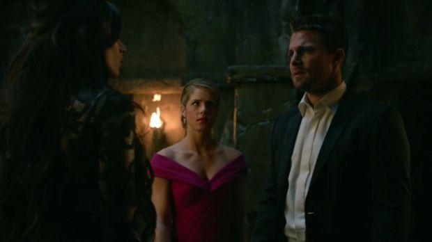 Votez pour votre scène préférée de l'épisode 4×20 de Arrow