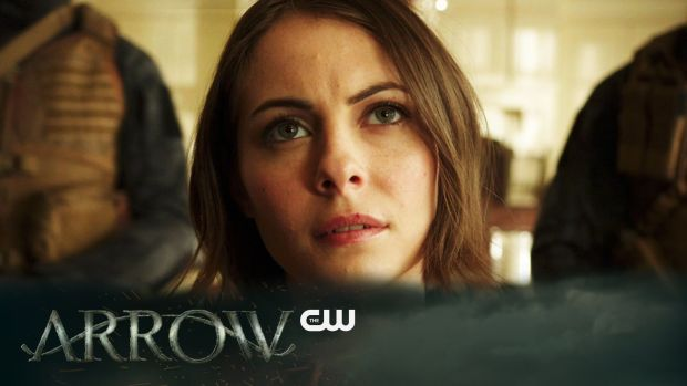 arrow 4x22 Thea